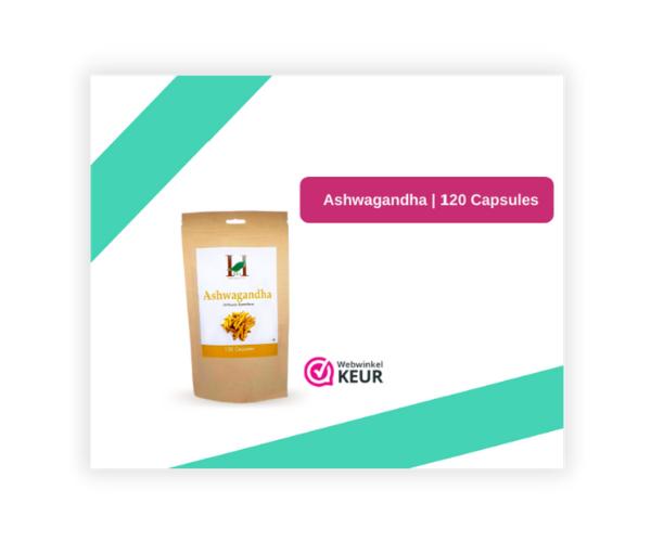 Ashwagandha 120 capsules