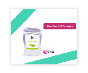 Aloe Vera 60 capsules