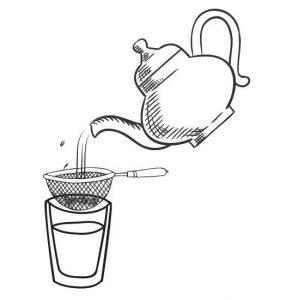 Gotu Kola thee maken