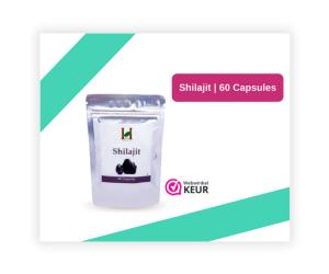 Shilajit 60 capsules