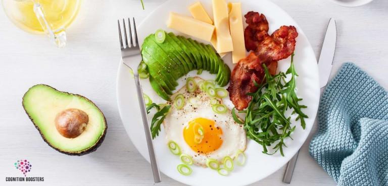 Voorbeeld van een keto dieet