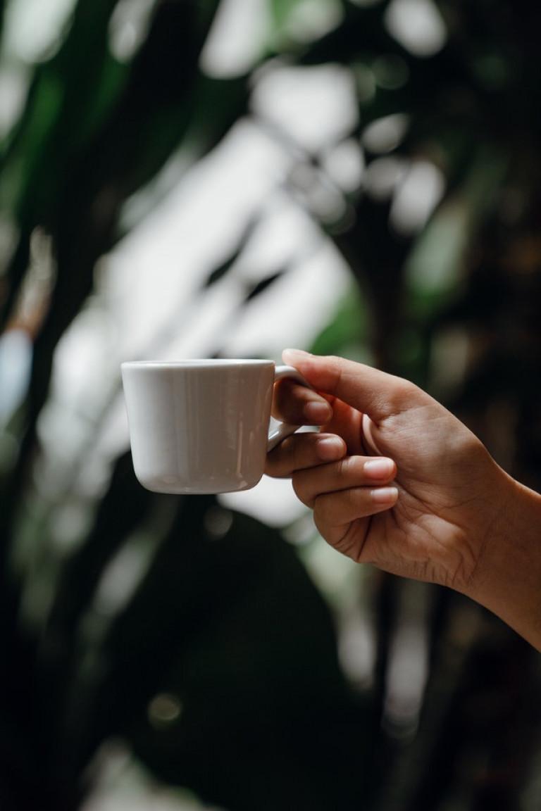 kopje kruiden thee