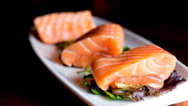 gezonde vis eten