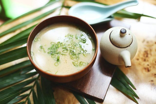 Lente soep